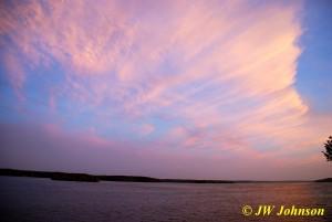 Beautiful Sunset Kentucky Lakes 3