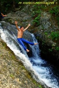 Sliding Down Falls Again