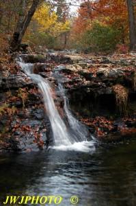 Crooked Creek Waterfall