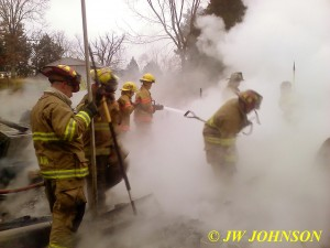 Jrs Spray down Hot Spots