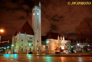Union Station on Market Street