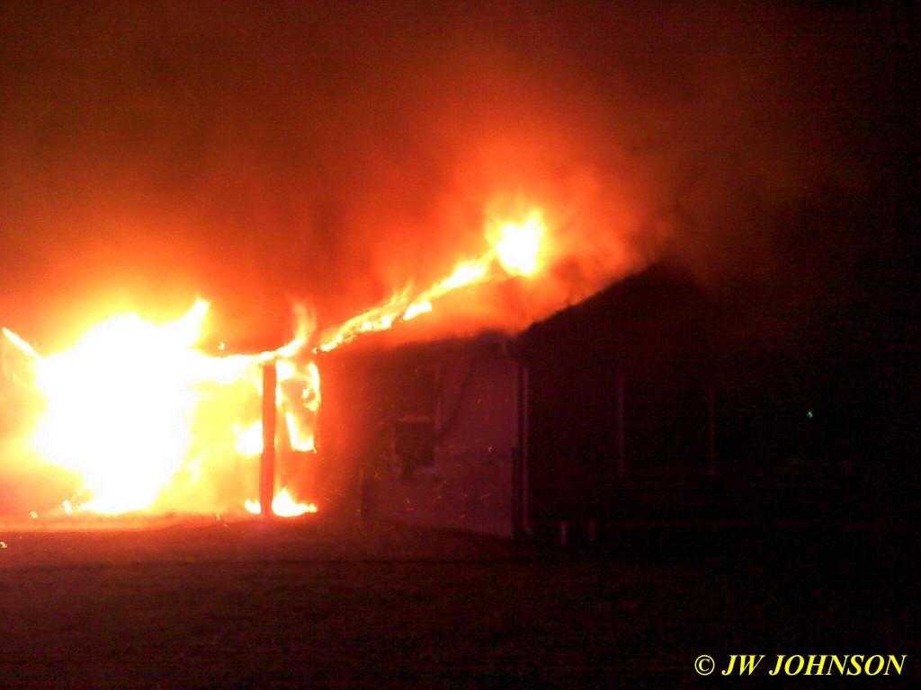 10 Fire Thru The Roof