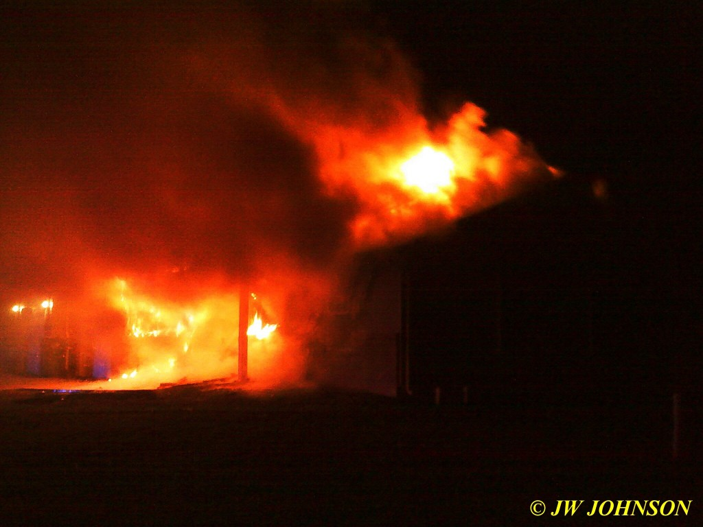 12 Heavy Fire Thru Roof
