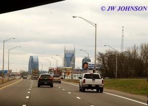 Batman Building Nashville Closer