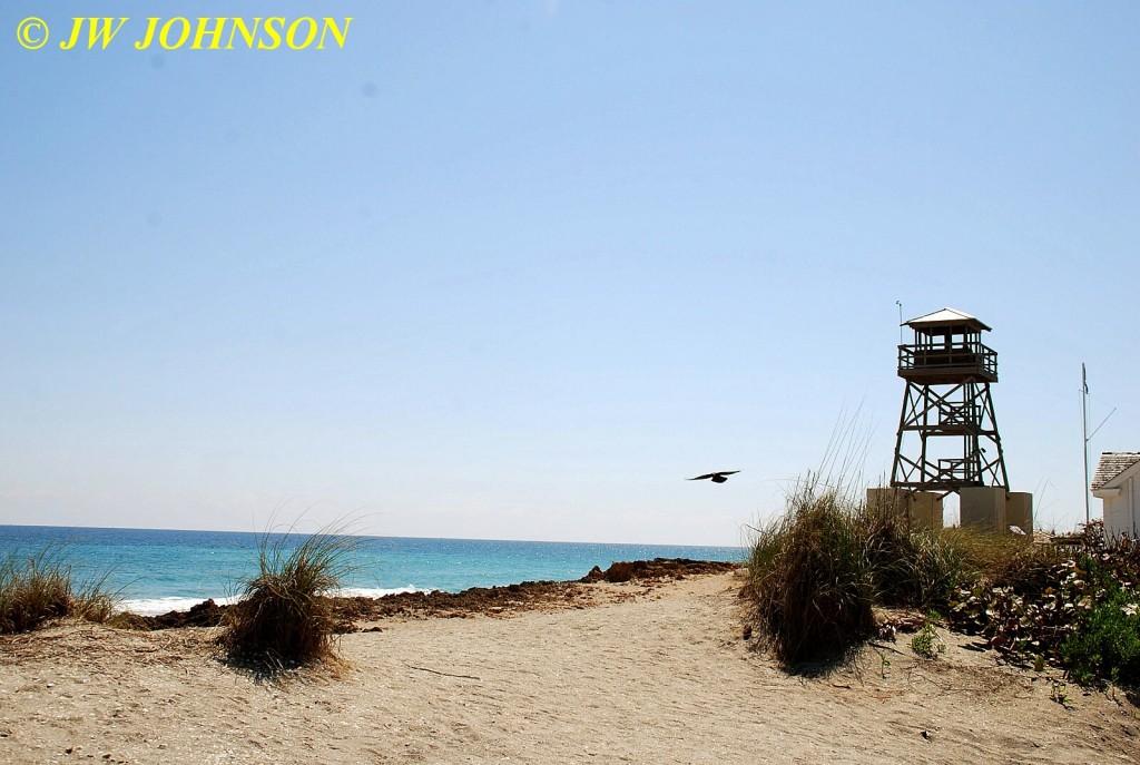 Hutchinson Island Refuge Beach