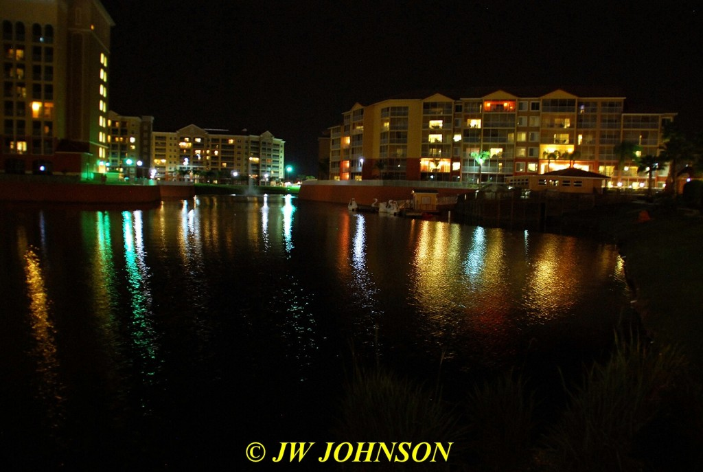 Night Reflection 3