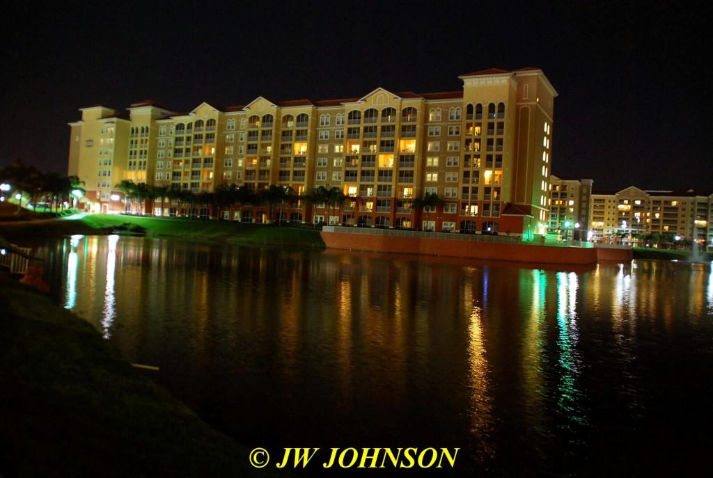 Night Reflection 4