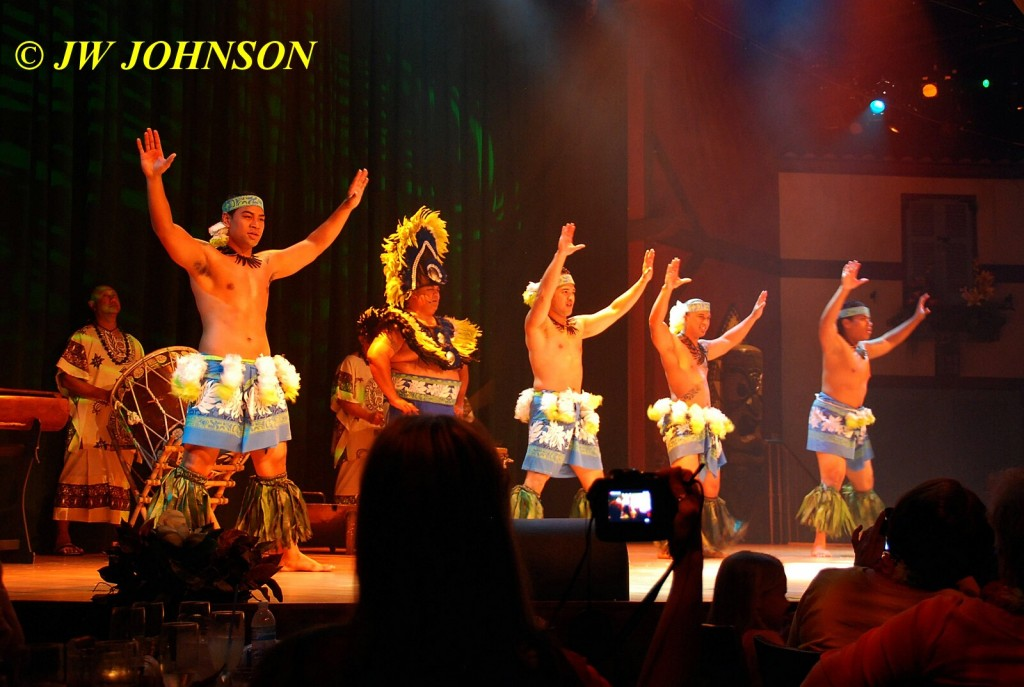 Polynesian Show 5
