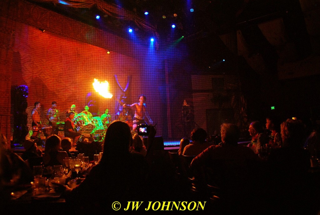 Polynesian Show Fire Dancer 12