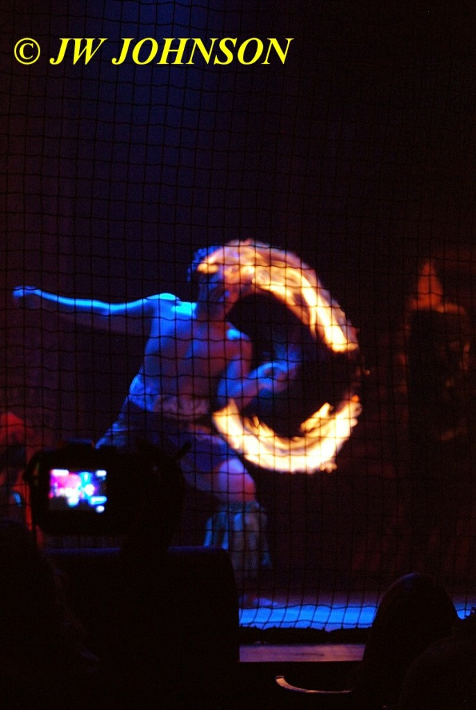 Polynesian Show Fire Dancer 2