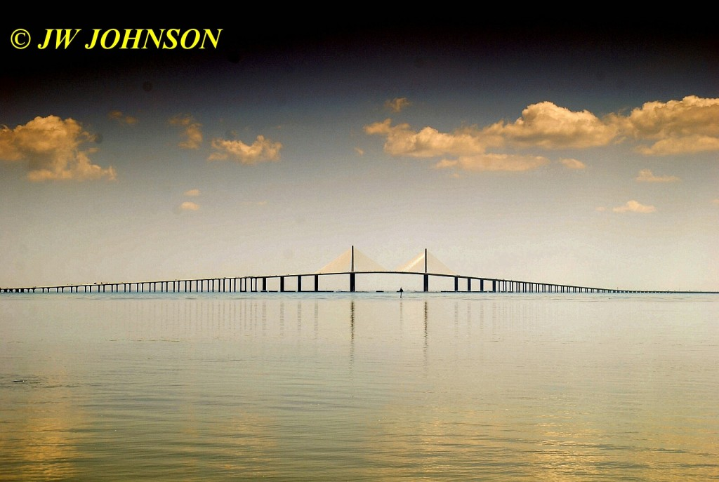 Sunshine Gateway Bridge Tampa