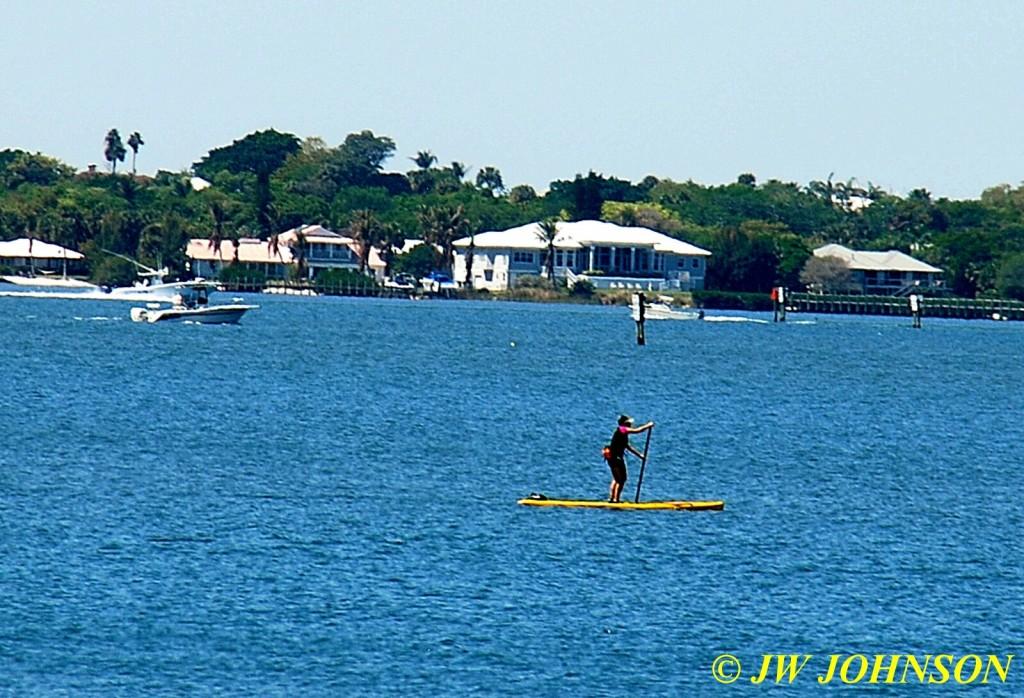 Surfboard Rower