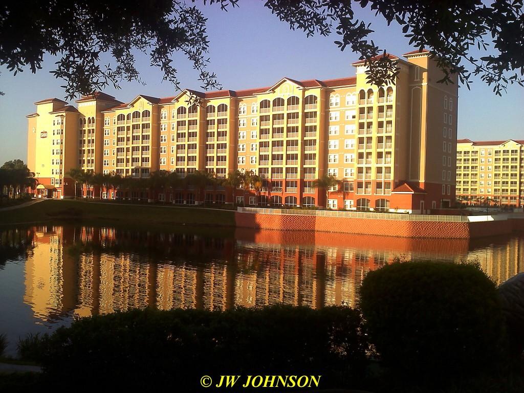 Westgate Resort Reflection