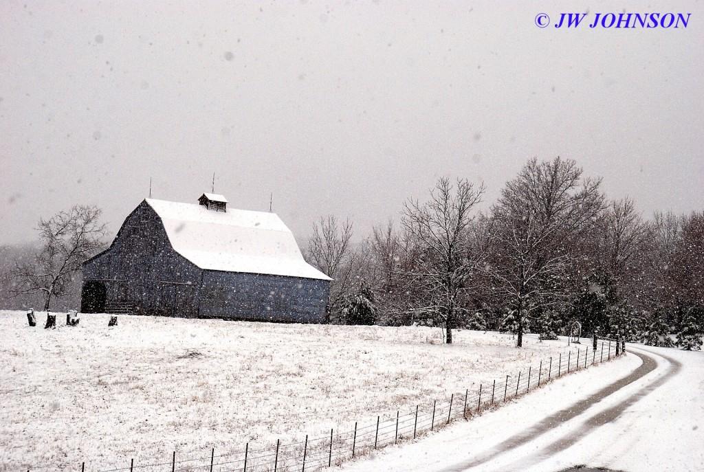 Wright Barn on Seminary Road 3