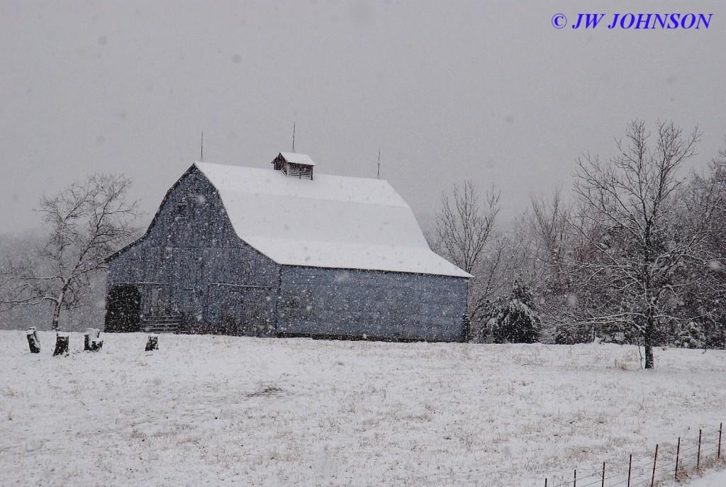 Wright Barn on Seminary Road 5