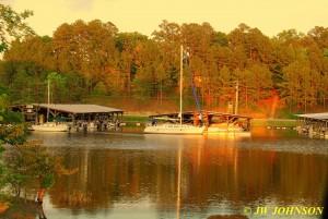08 Sailboat Reflection Harbor