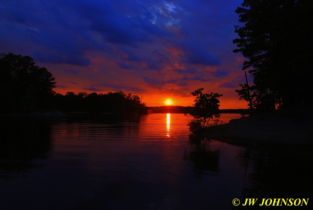102 East Basin Sunset