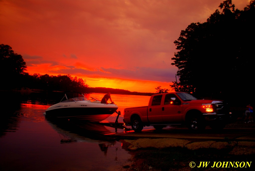 109 East Basin Ramp Sunset Friday