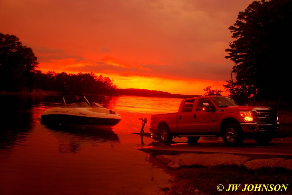 110 East Basin Ramp Sunset Friday