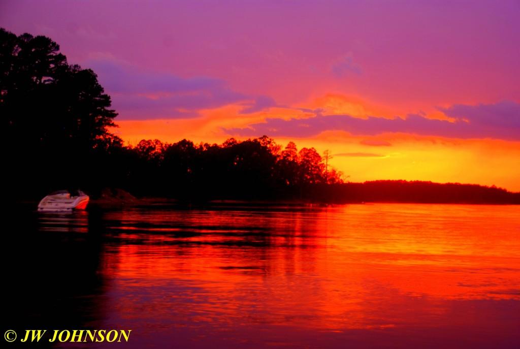 111 East Basin Sunset Friday Boat