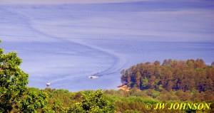 115 Speedboats on Lake Ouachita