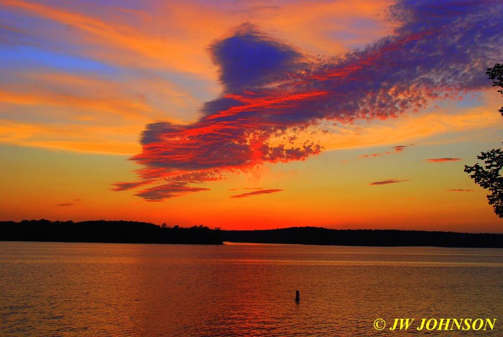 20 Last Sunset From Wood Bridge