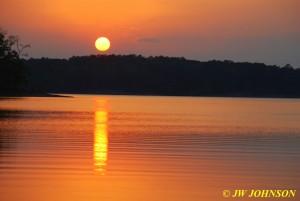 48 East Basin Ramp Setting Sun