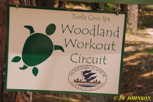 52 Woodland Workout Circuit Trail