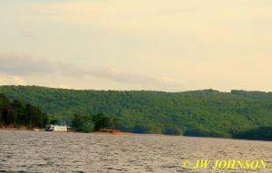 79 Houseboat and Overlook