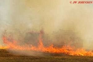 10 Pumper 814 Overtaken By Fire