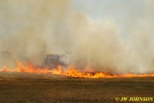 11 Pumper 814 Overtaken by Fire