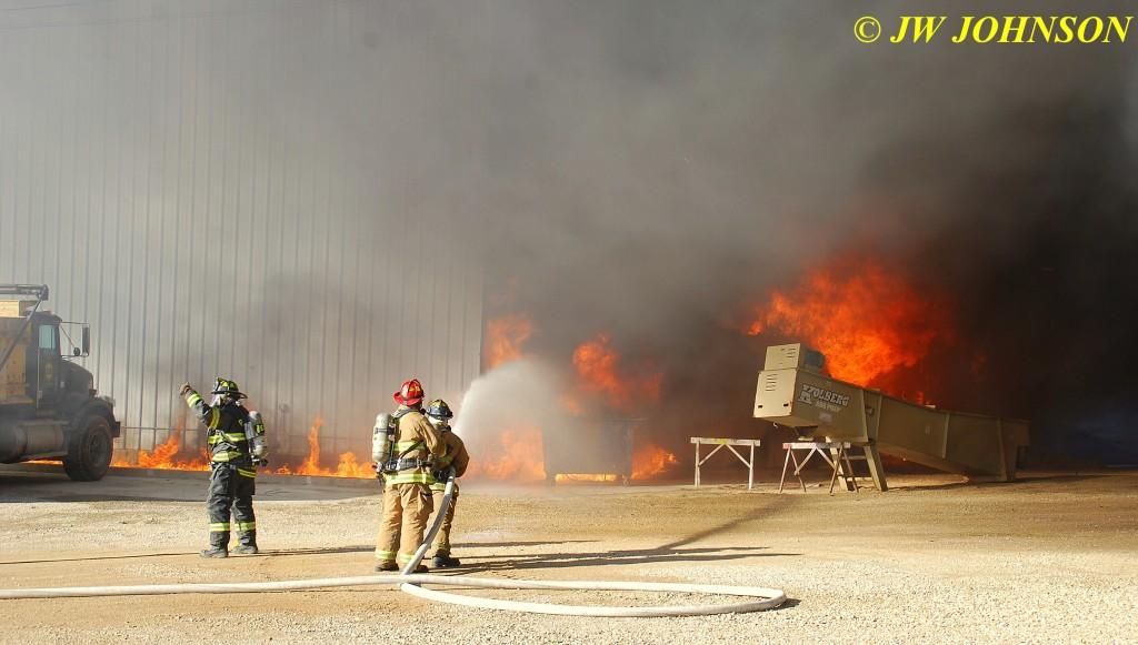 11A  Damon & John Wayne Have Heavy Fire