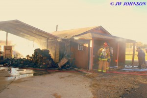 14 Fire Under Control