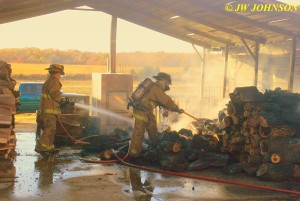 15 Jrs Overhaul Wood Pile