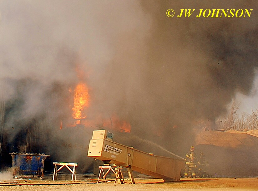 34J  BFD  Firefighters Take Another Stand