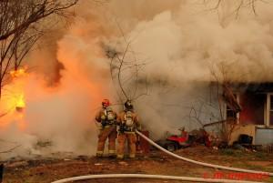 08 Damon and John Attack Fire