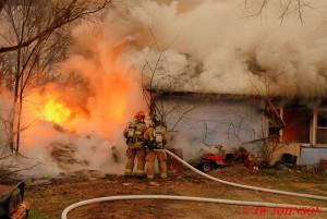 10 Damon and John Attack Fire