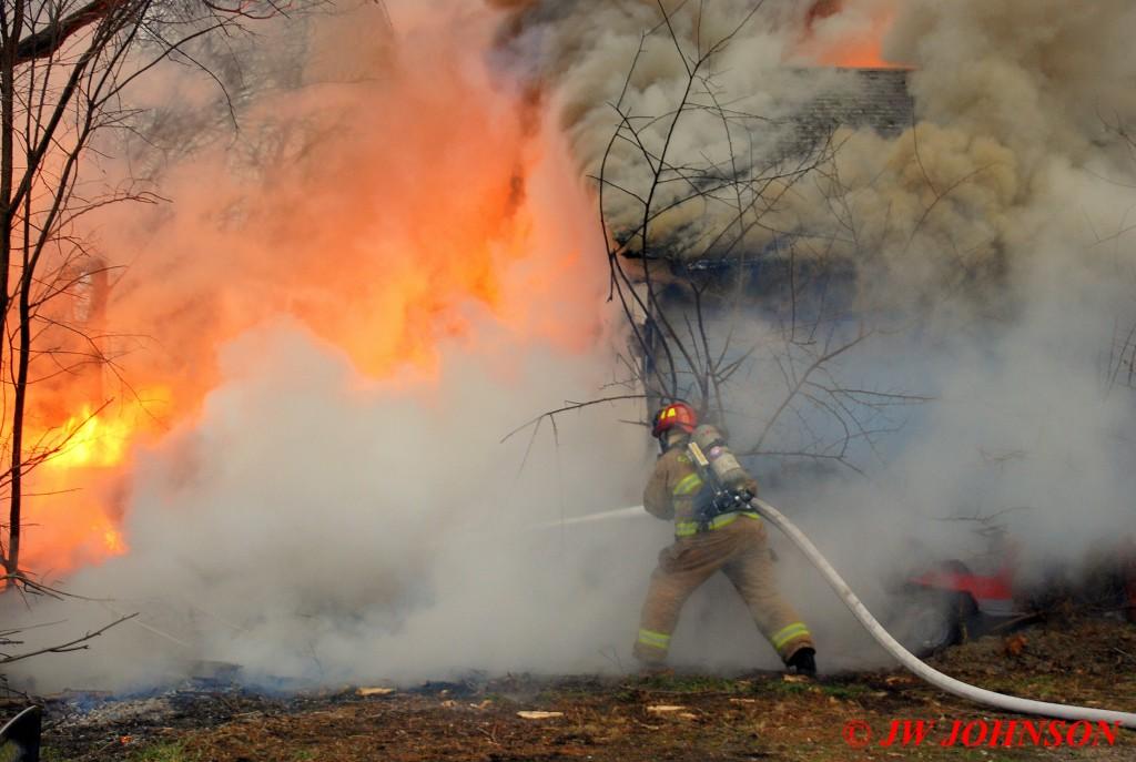 22 Damon Attacks Fire