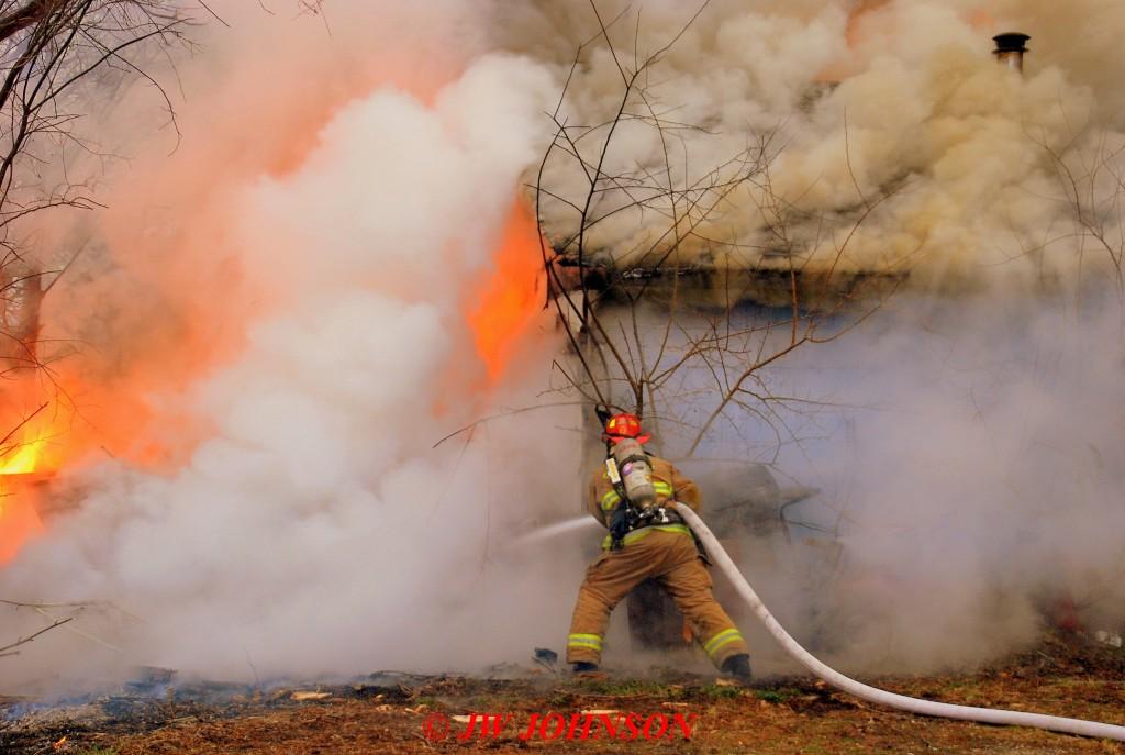 23 Damon Attacks Fire