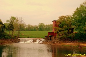 01 Mill and Waterfall