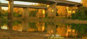 Meramac River Bridges Fenton