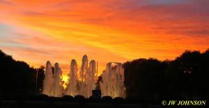 Sunnen Fountain Oct 14 4