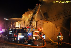 82 St Clair Ladder Operating