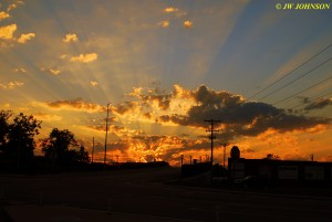 0925 Sunbeam Sunset