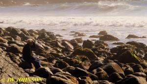 Brian at Willow Creek Beach 0919 2