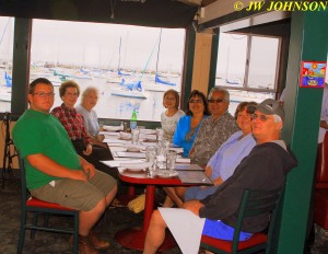 Gangs All Here Fishermans Wharf Lunch 0920