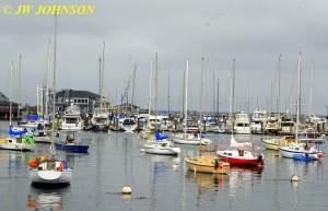 Monterey Harbor Fishermans Wharf 0920 2