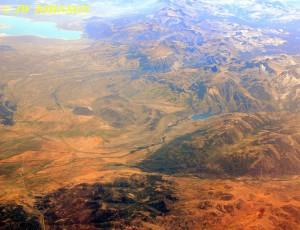 Sierra Madre Mtn Range