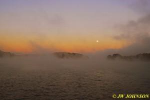 41 Fog & Sunrise Fri Morn