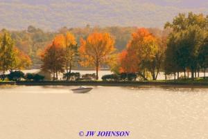 79 Speedboat Passes Autumn Maples